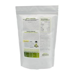 Конопляний протеїн з ваніллю