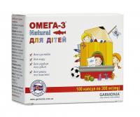 Омега-3 Natural для дітей 4+