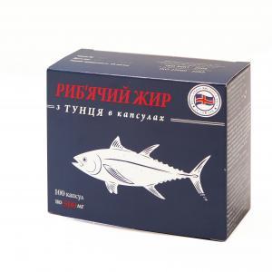 Риб'ячий жир з тунця