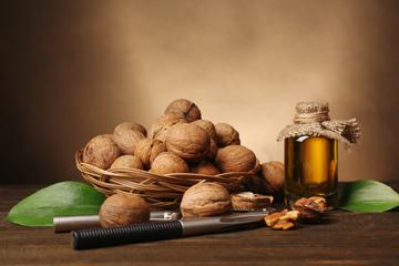 За что мы любим грецкие орехи?